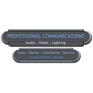 Professional Communications AVL