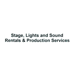 Stage, Lights & Sound Rentals